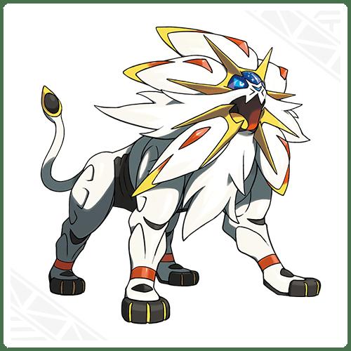 Solgaleo Pokemon Sol