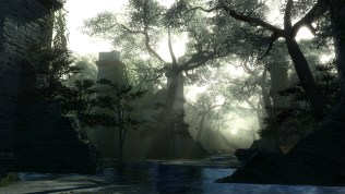 Sword Art Online Hollow Realization escenarios (2)