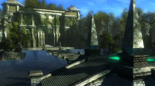 Sword Art Online Hollow Realization escenarios (3)