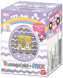 Tamagotchi Mix Spacy box