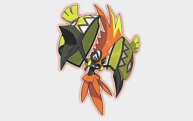 Tapukoko Pokémon