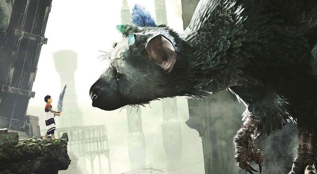 The Last Guardian claves