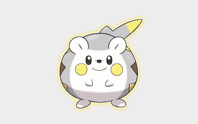 Togedemaru Pokémon