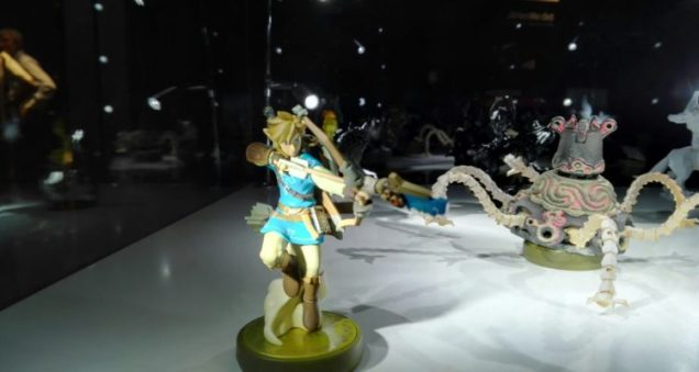 amiibo Legend of Zelda: Breath of the Wild PAL 01