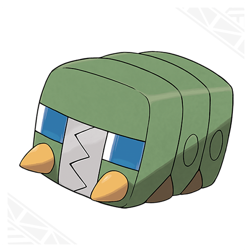 Charjabug Pokemon 1