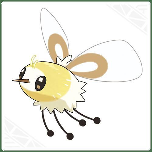 Cutiefly Pokemon 1
