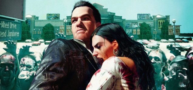 Dead Rising original Frank West machote