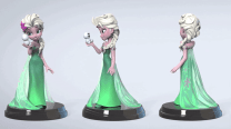 Elsa Premium