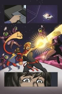FanFiction Ms Marvel 3