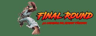 final round street fighter heroes de papel