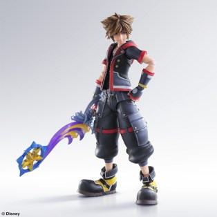 kingdom hearts iii sora play arts kai 1