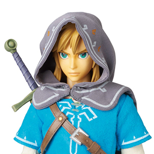 Link figura Breath of the Wild - Medicom - 08