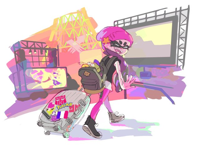 Mar Splatoon Splatfest