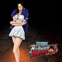 one piece burning blood gold robin