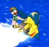 pokemon sol y luna montura sharpedo