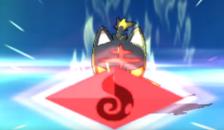 pokemon sol y luna sincro fuego
