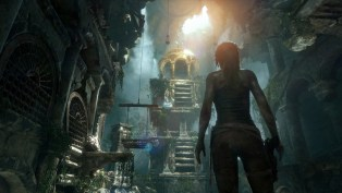 Rise of the Tomb Raider PS4 4