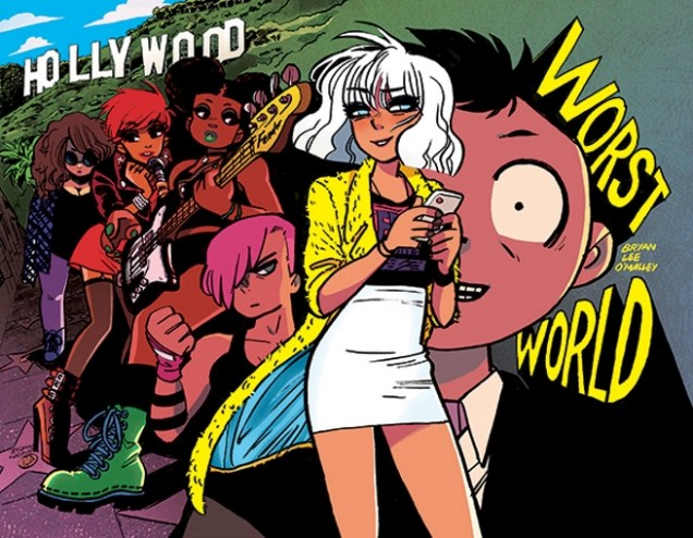 Worst World - Bryan lee O'Malley