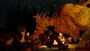 Final Fantasy XV chocobo equipo ataques 17