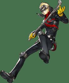 Ryuji Sakamoto Persona 5