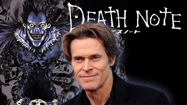 Willem Dafoe Ryuk Death Note