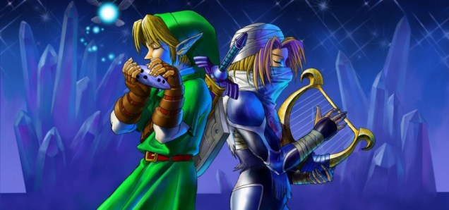 The Legend of Zelda 30 aniversario musica