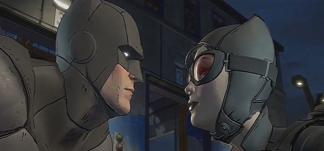 Batman Telltale Catwoman Episodio 2
