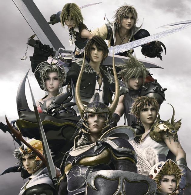 Dissidia Final Fantasy Universal Tuning