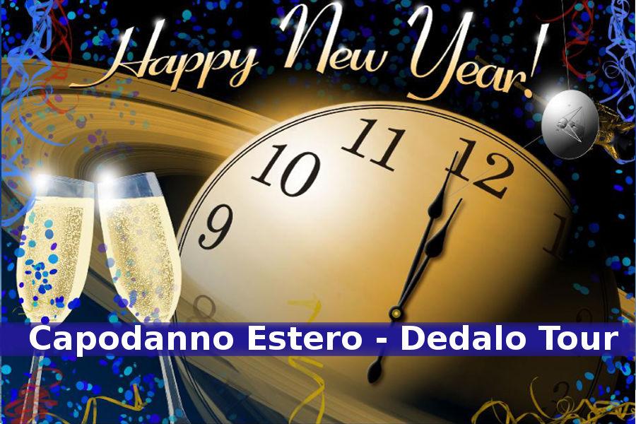 Offerte Capodanno Estero 2019  Volo  Soggiorno  Vacanze Dedalo Tour