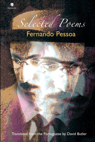 Selected Poems cover. Fernando Pessoa