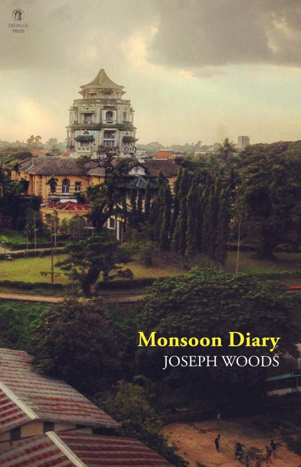 Mosoon Diary - Dedalus Press, poetry from Ireland and the world