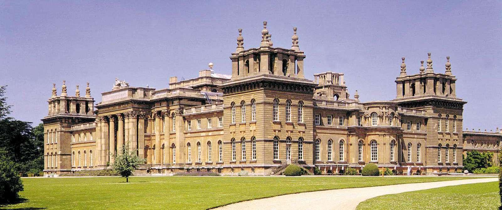 Hotels Near Blenheim Palace Oxford