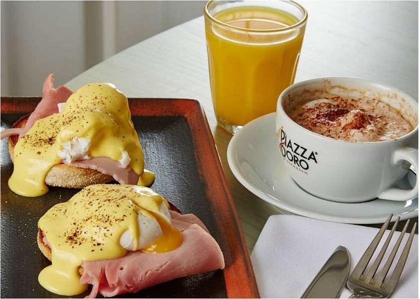 Deddington Restaurant Breakfast