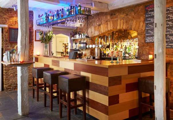 Oxfordshire Hotel Bar