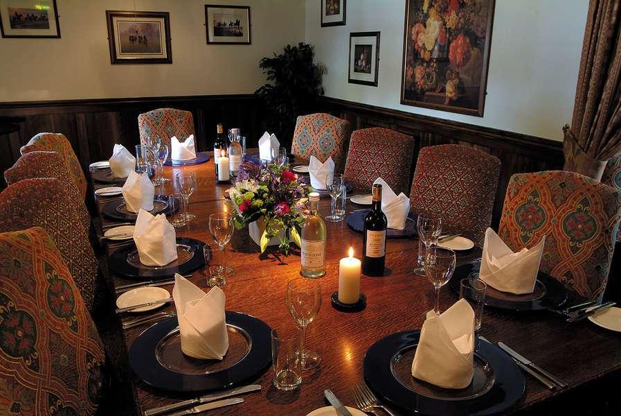 Private Dining & Events Deddington Oxfordshire
