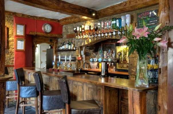 Deddington Bar near Oxford