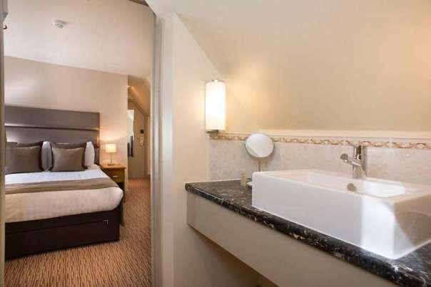 Deddington Hotel Double Room Oxfordshire