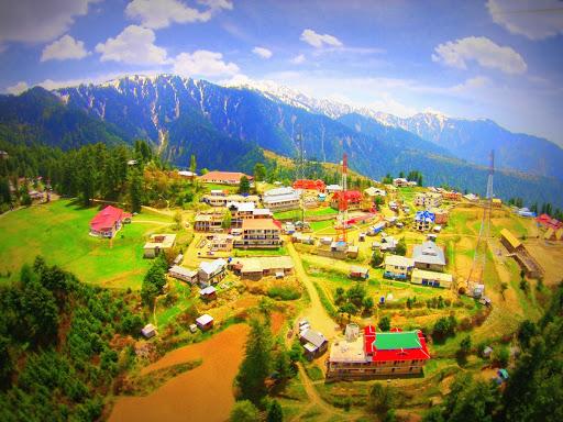 Shogran Valley