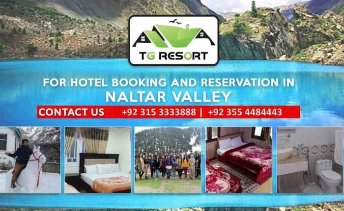 Turgil Green Resort Naltar Valley Gilgit Baltistan