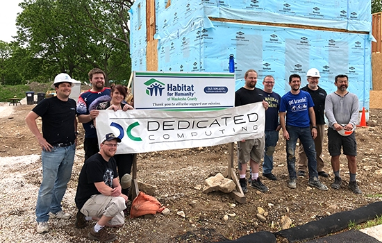 Habitat for Humanity DC Outreach