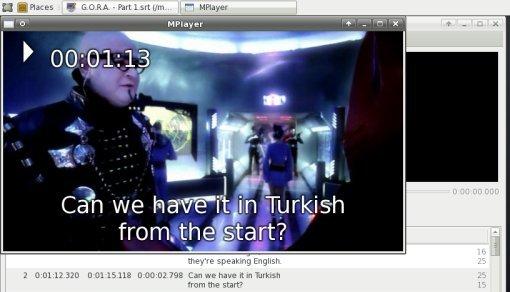Subtitle Editor