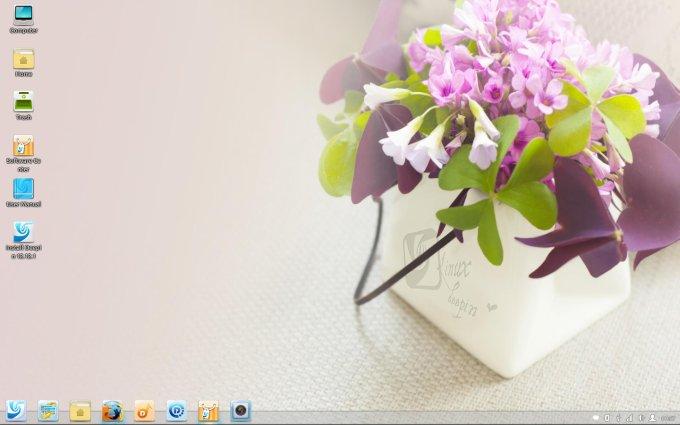 Live desktop