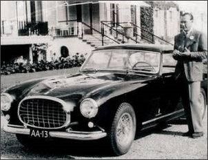 Ferrari Prins Bernhard