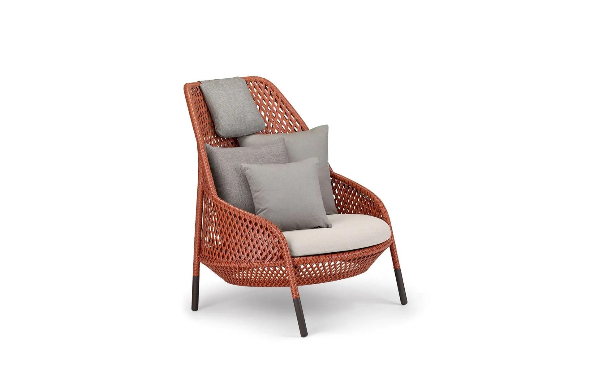 DEDON  AHNDA  Wing chair