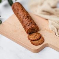 Chorizo vegano (Apto para bocadillos)