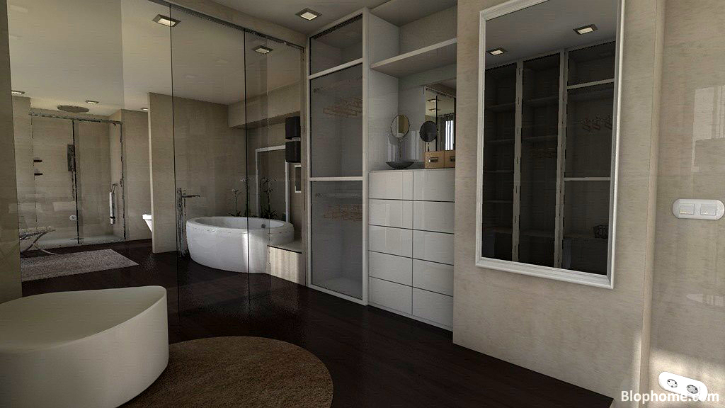 Dormitorios en suite  Dormitorios  Decoracin de