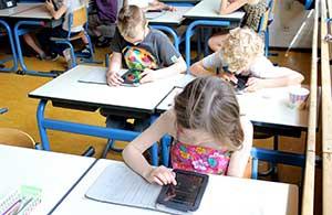 Toekomstbewust en digitaal onderwijs