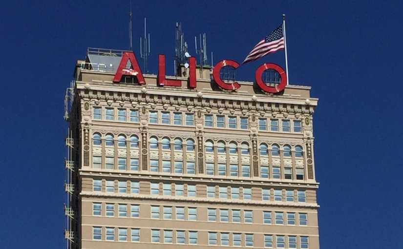 Stand tall like the Alico