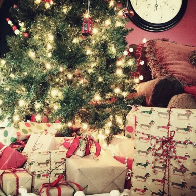 Christmas hustle