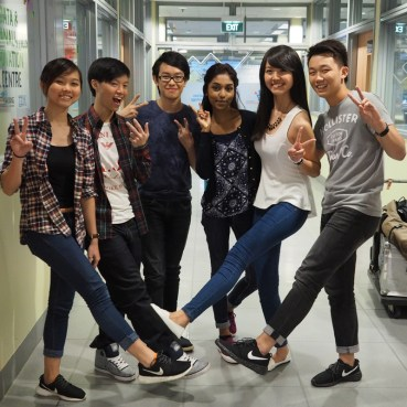 christine-bai-and-nyp-students
